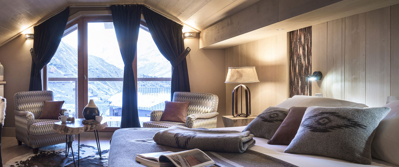 Hôtel **** Le Taos à Tignes