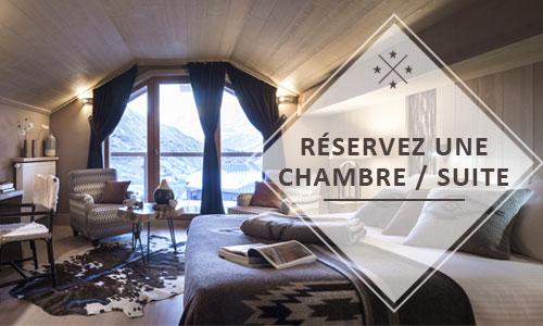 Réservez une suite au Taos